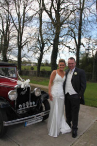Clodagh McDonald The Vows wedding testimonial