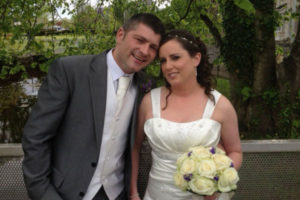 Lynn & Kevin Buckley - The Vows Wedding Band testimonial