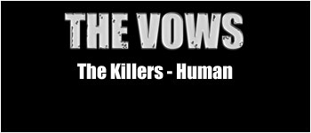 The Killers Human by the Vows